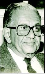 Homi Nusserwanji Sethna – R.I.P