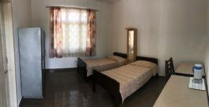 Delhi Parsi Dharamshala Student Room