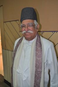 The President of Delhi Parsi Anjuman, Mr. Dadi E Mistry