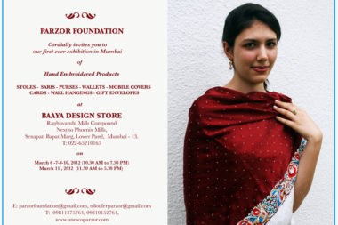 Traditional Parsi Designs, Modern Stylish Products.